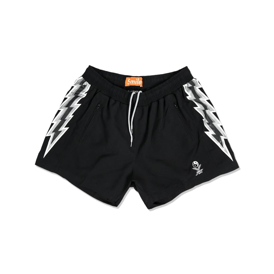 SMILE CLUB CUSTOM X FBT กางเกงฟุตบอล SHORTS BLACK