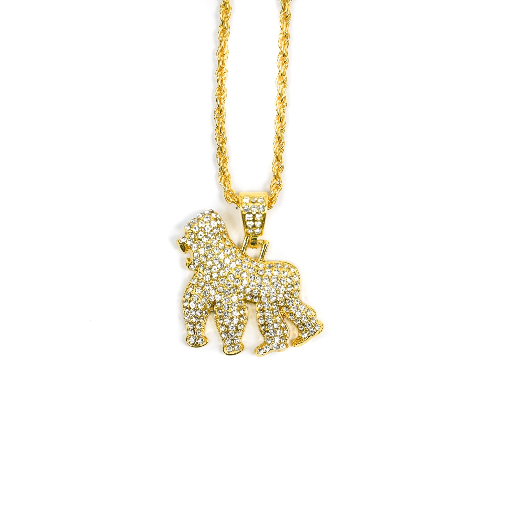 SOLASTA KONG NECKLACE GOLD