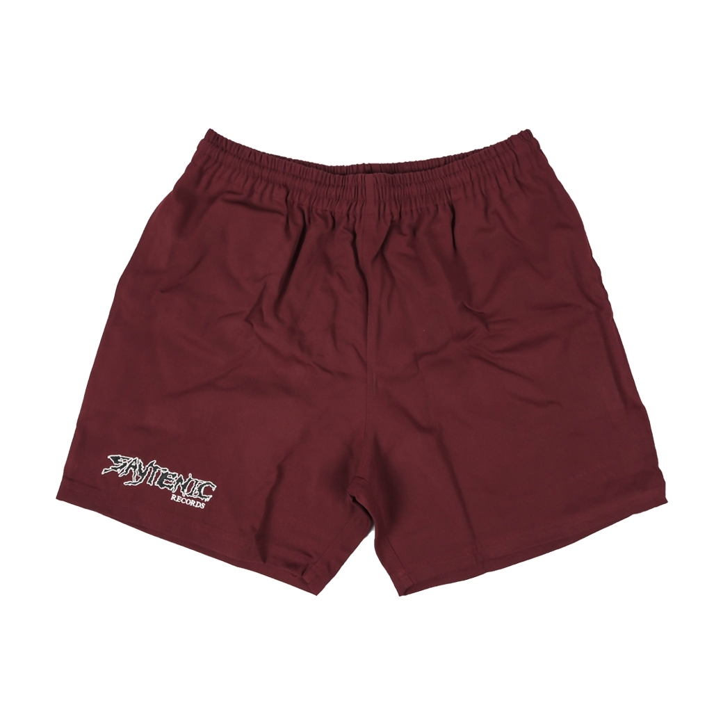 STUDIOSAY10 SHORTS RED