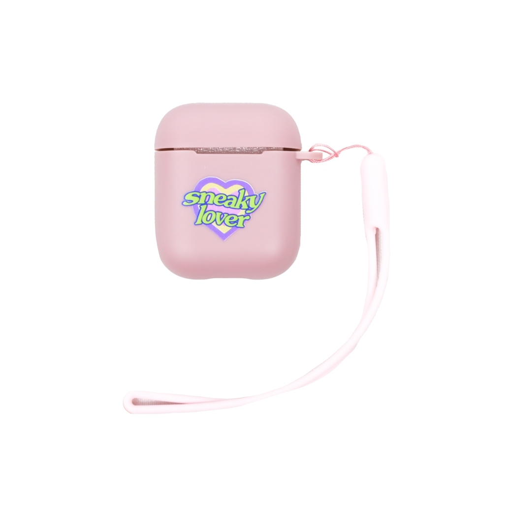 SUP.SNEAK SNEAKY LOVER AIRPODS CASE PINK