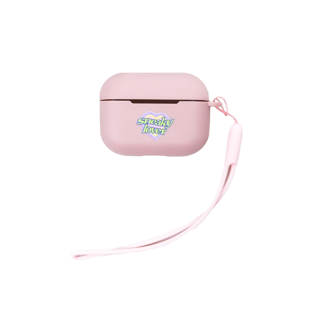 SUP.SNEAK SNEAKY LOVER AIRPODS PRO CASE PINK