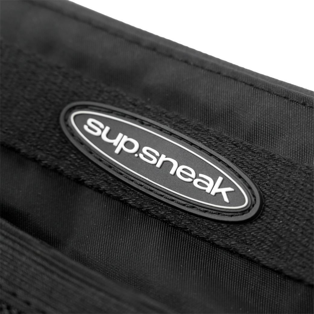 SUP.SNEAK SNEAKY BAG BLACK