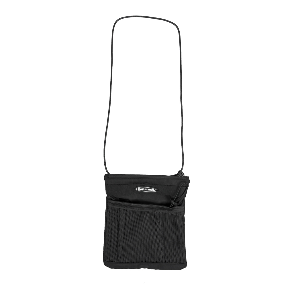 SUP.SNEAK SNEAKY BAG BLACK