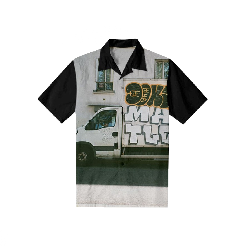 SURREAL SHIT PARIS GRAFFITI SHIRT