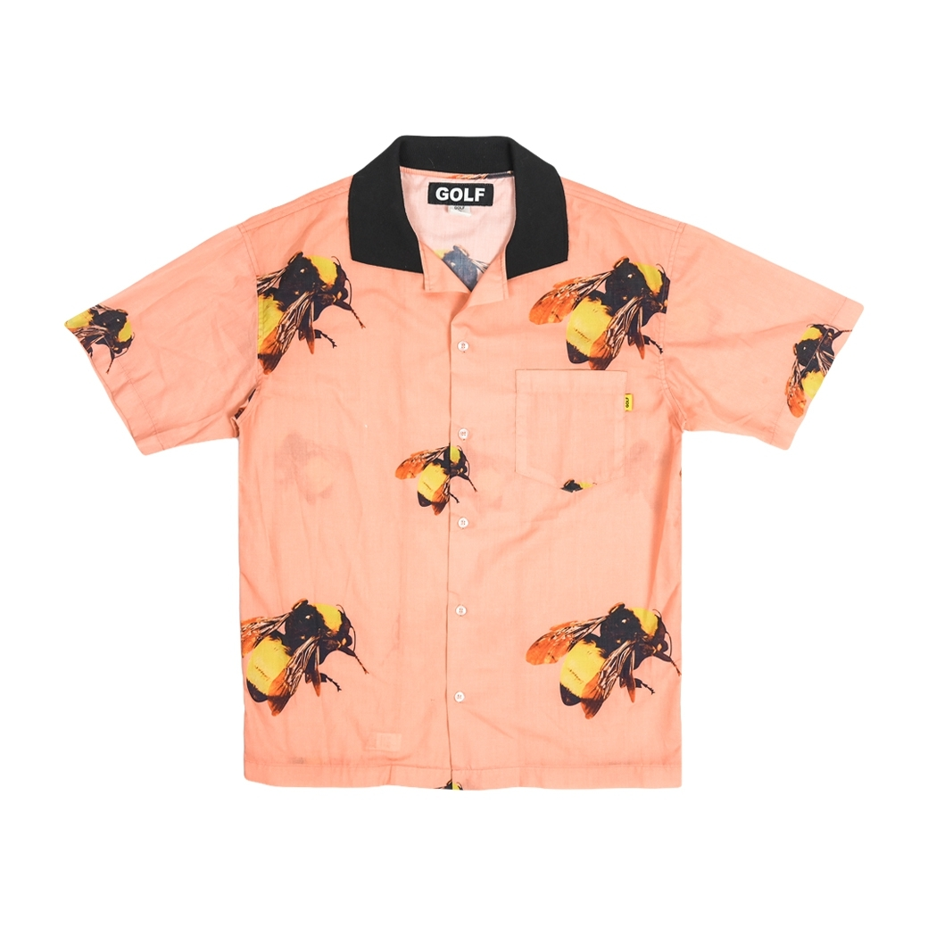 GOLF WANG BEE SHIRT ORANGE