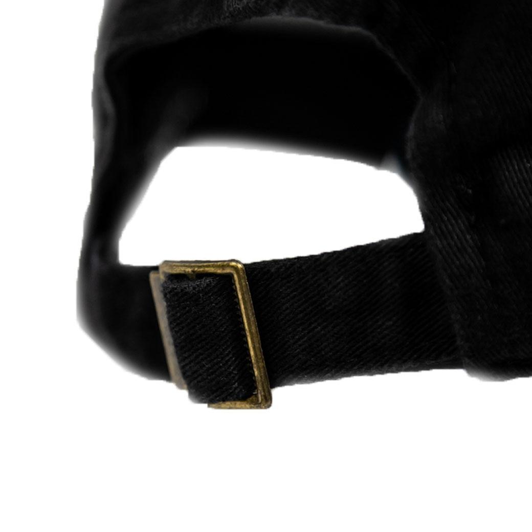 TOOMANY OPTIONS SKULL CAP BLACK