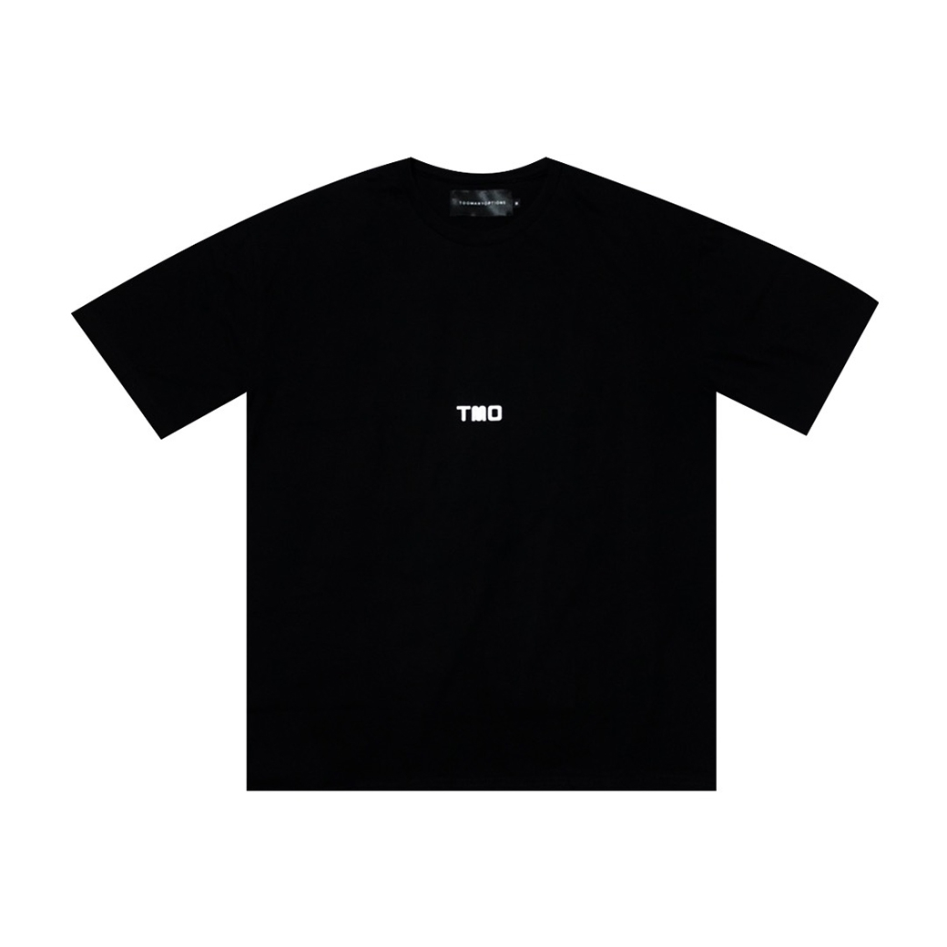 TOOMANY OPTIONS TMO2020 TEE BLACK