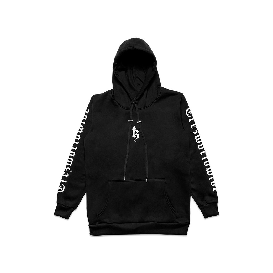 TZ WORLDWIDE BE TREZ HOODIE BLACK