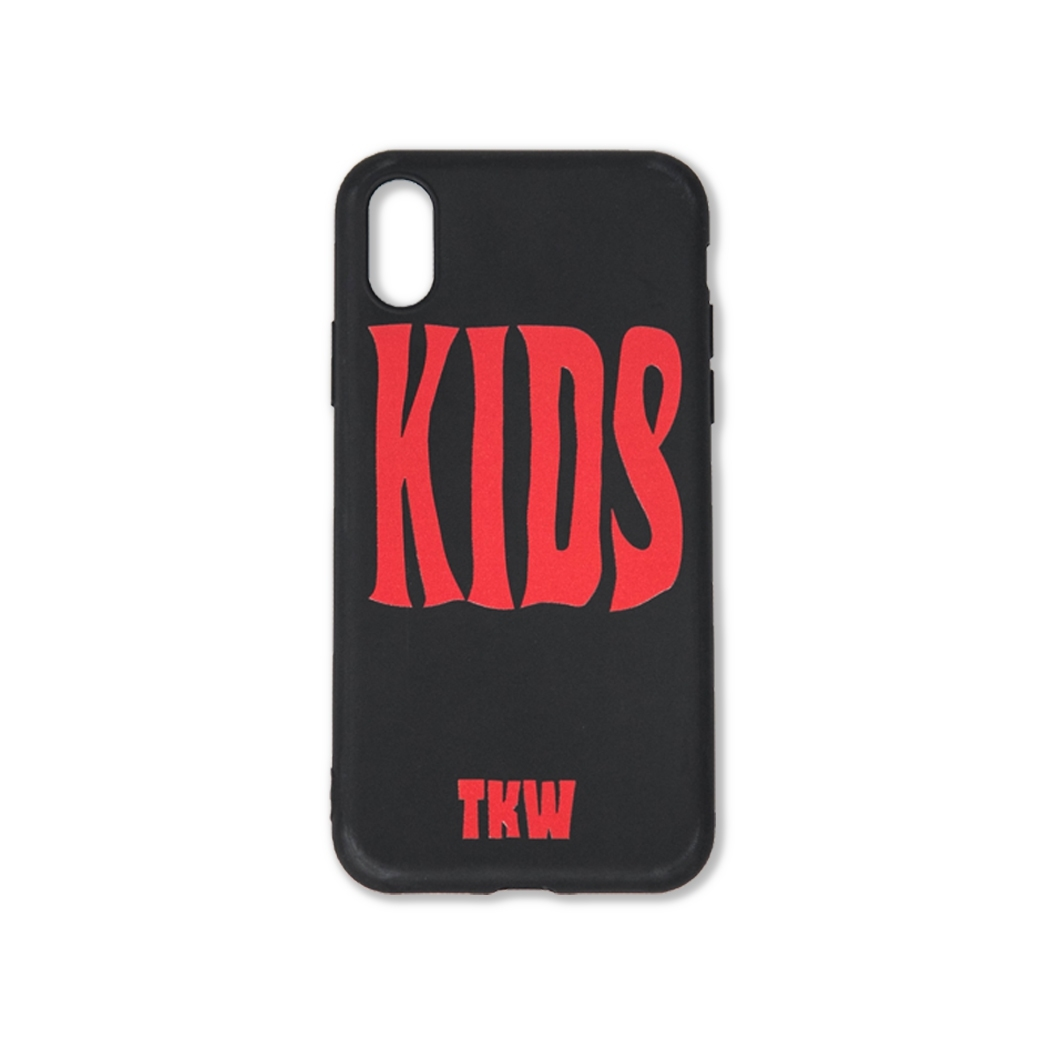 TKW KIDS IPHONE CASE BLACK