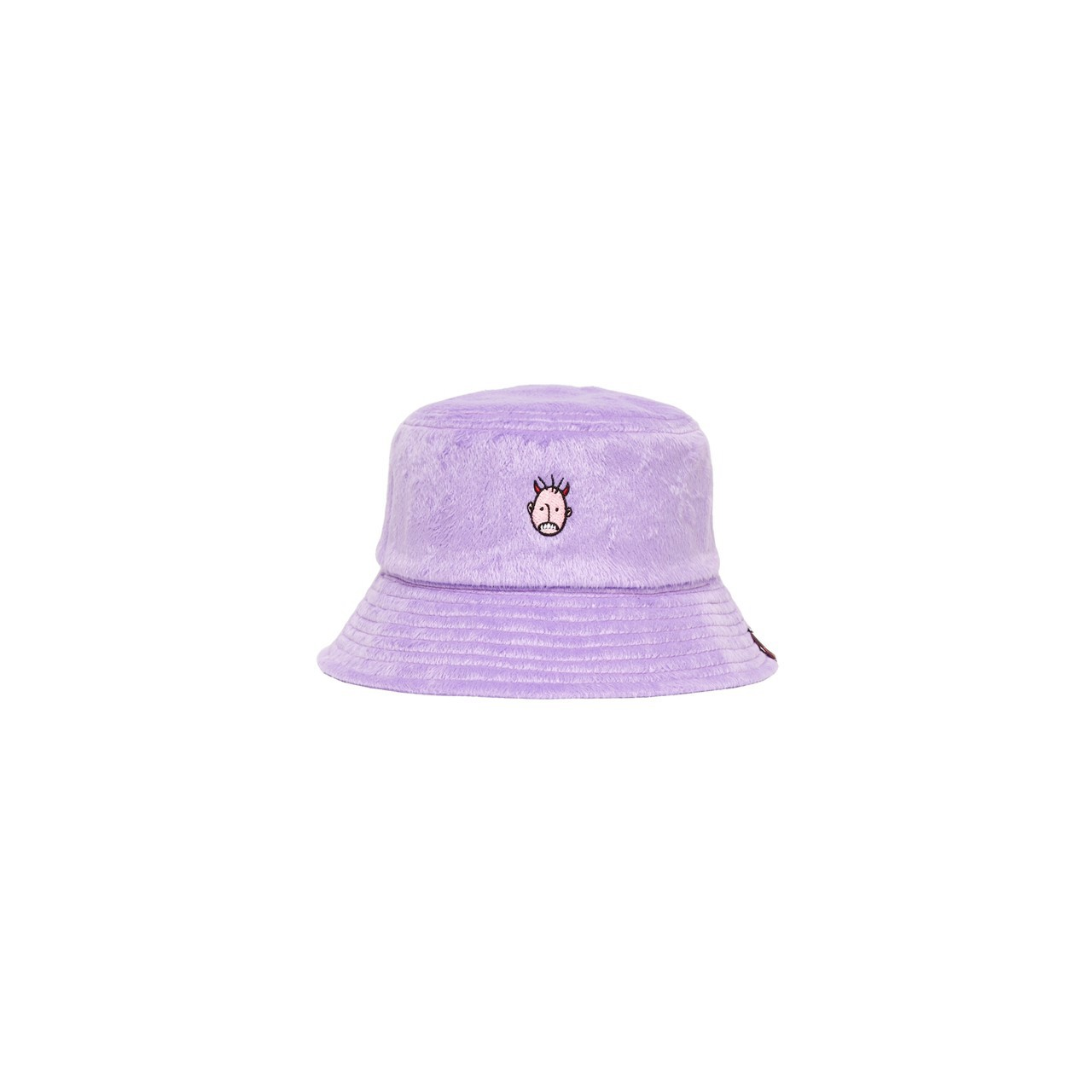 UXRY CLUB IMOTO LAVENDER BUCKET HAT PURPLE