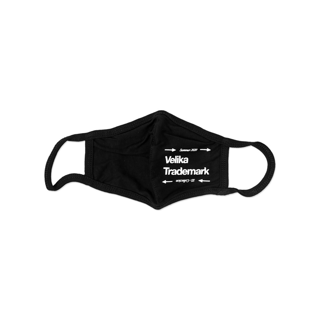 VELIKA TRADEMARK MASK BLACK