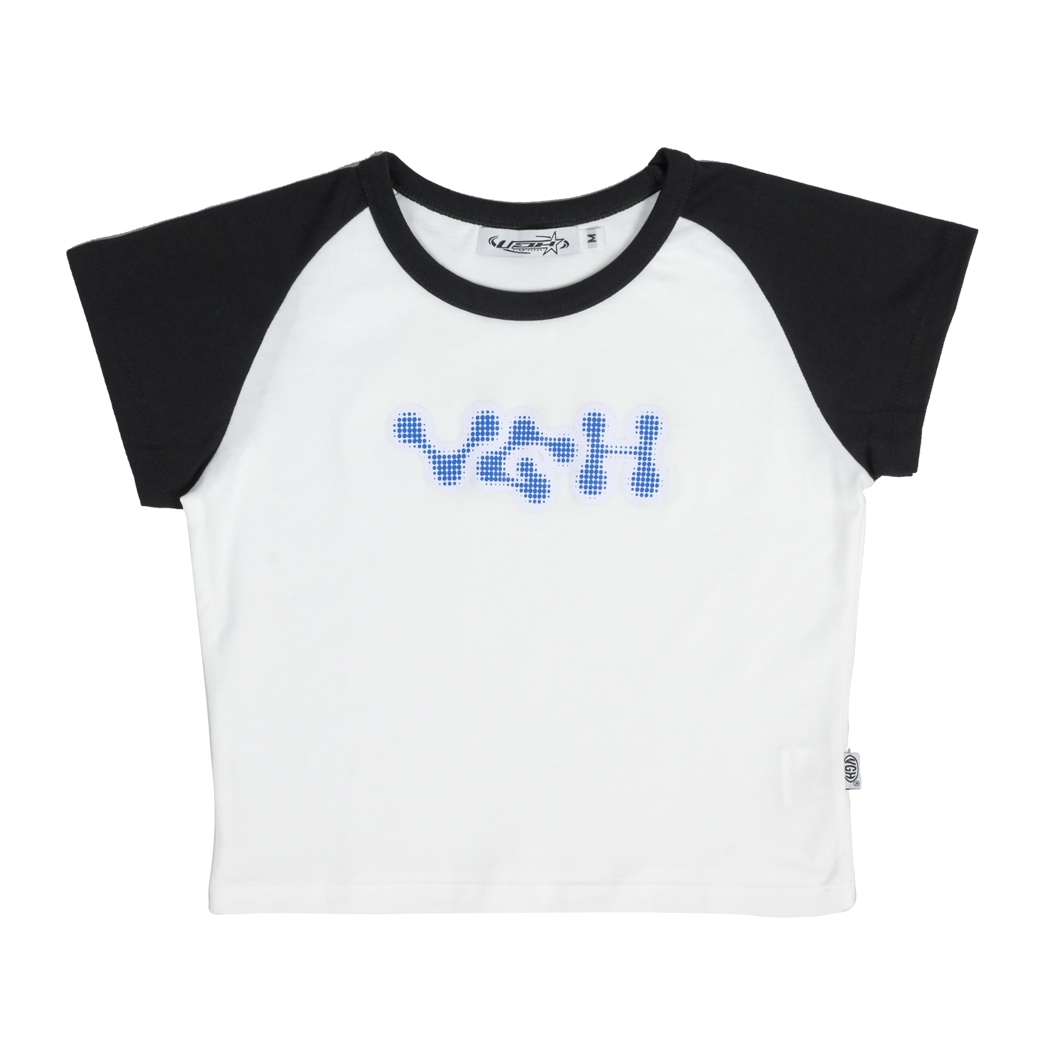 V.G.H SPOT BABY T-SHIRT WHITE