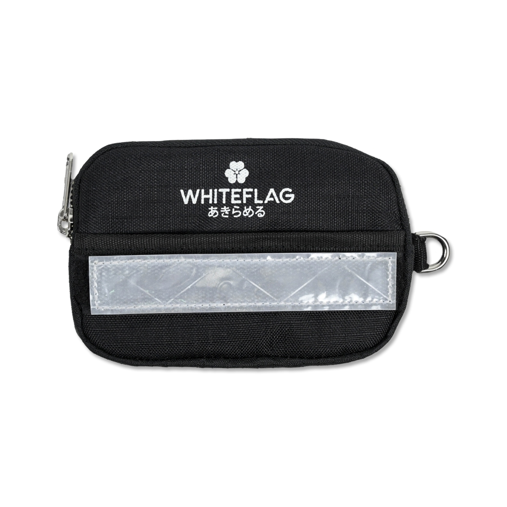 WHITEFLAG CARDHOLDER BLACK MAGIC HOILEYHOCK