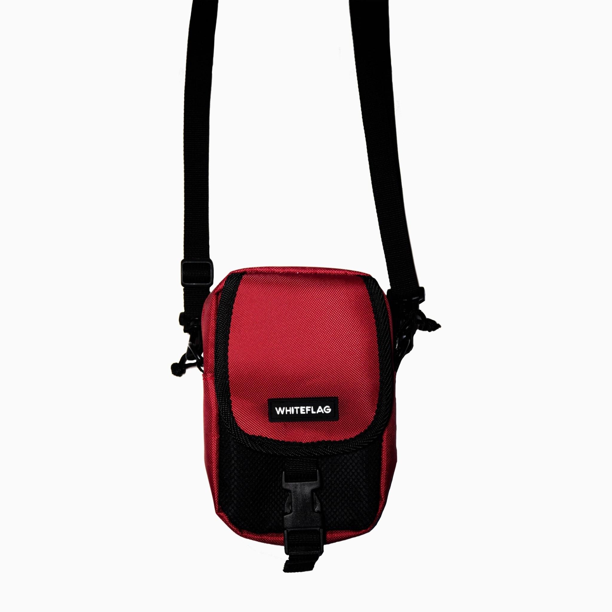 WHITEFLAG MULTI-FUNCTION BAG RED
