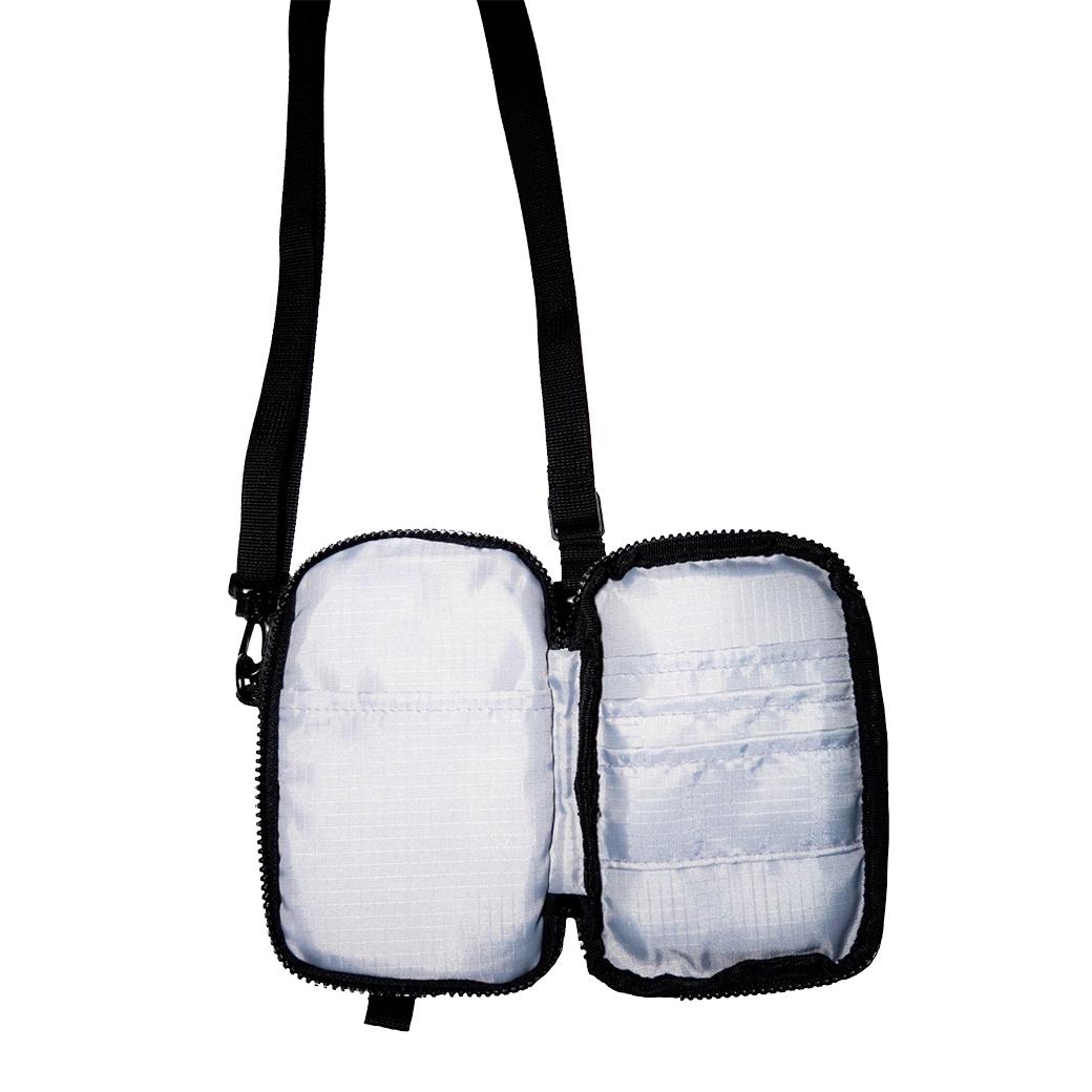 WHITEFLAG MULTI-FUNCTION BAG BLACK