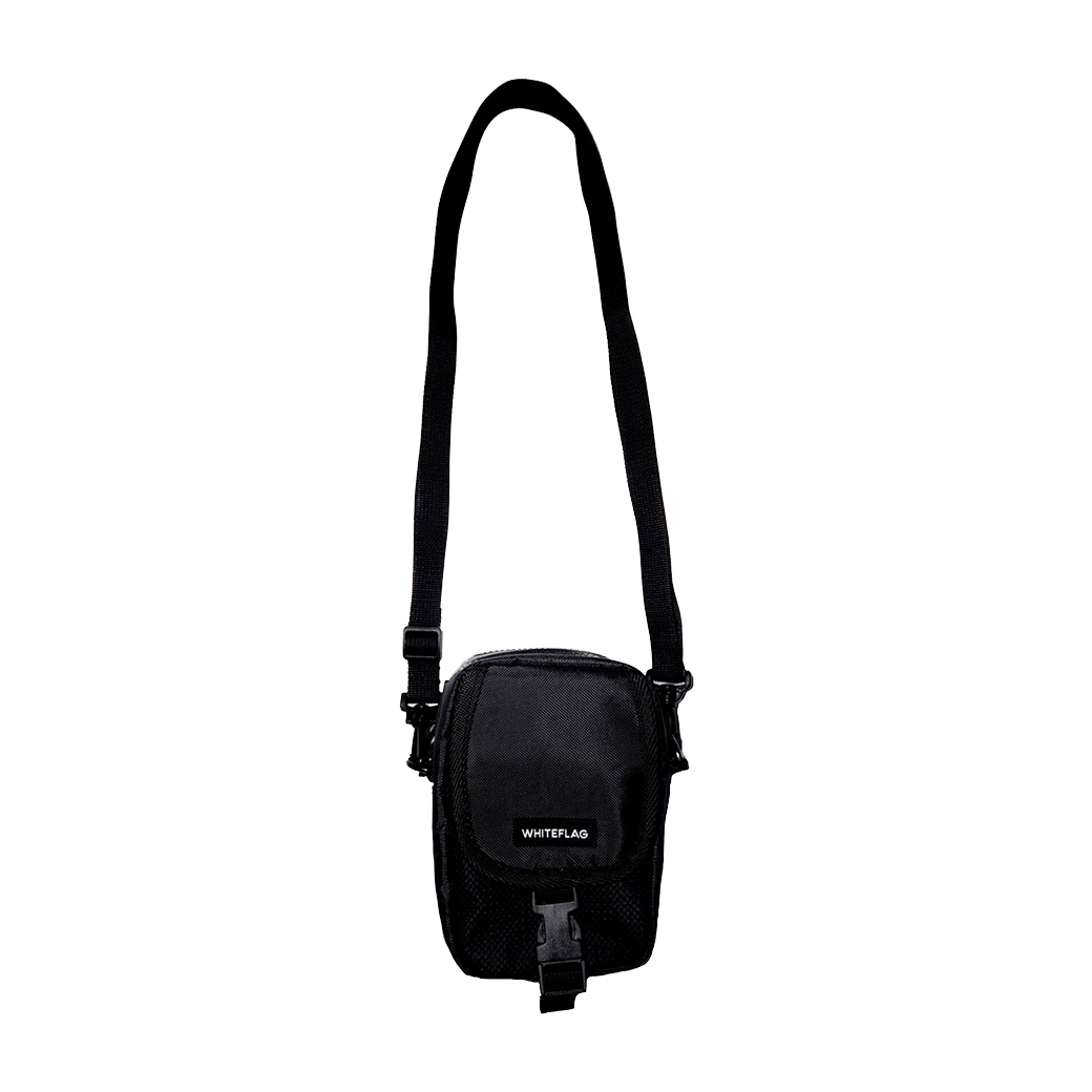 WHITEFLAG MULTI-FUNCTION BAG BLACK