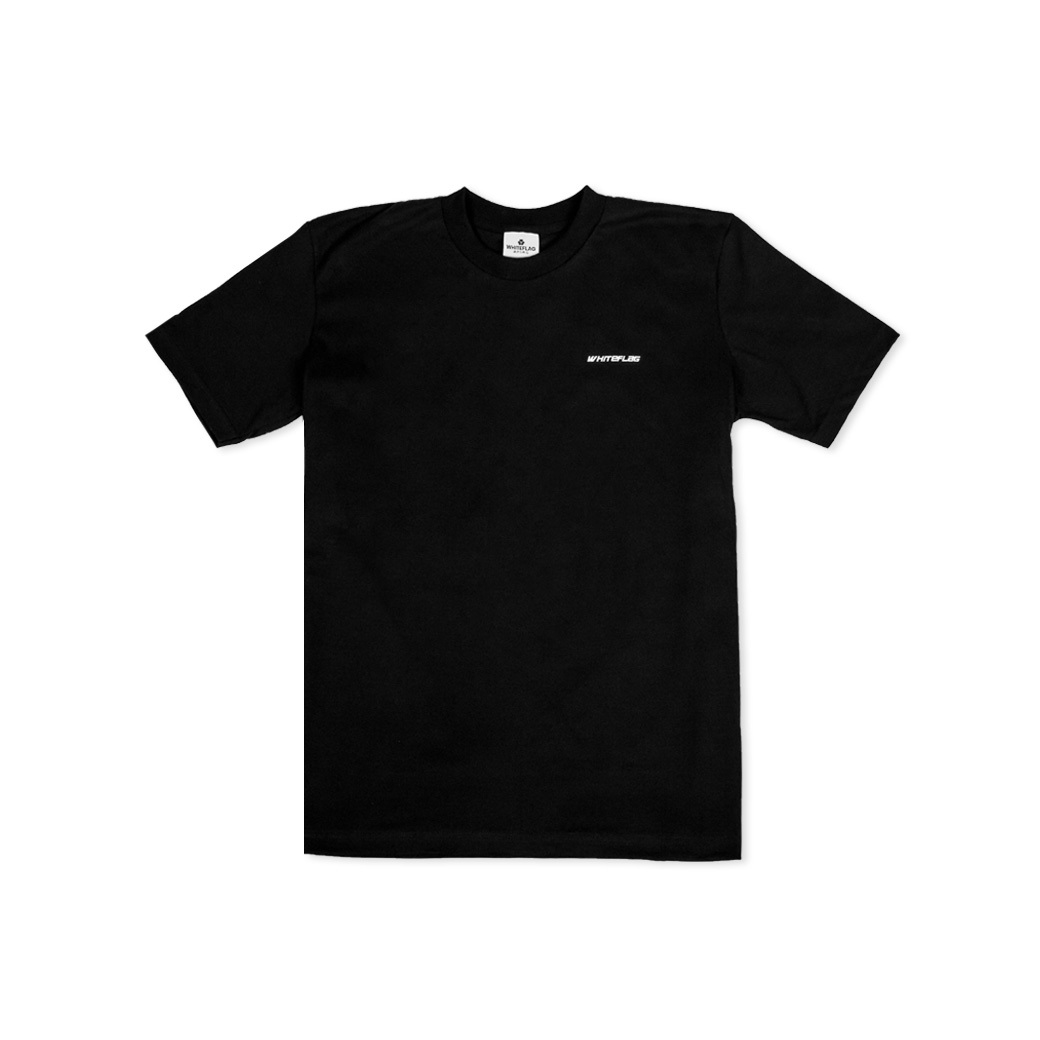 WHITEFLAG NEBULA COLLECTION TEE BLACK