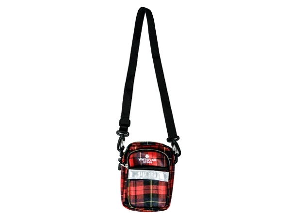WHITEFLAG SHOULDER BAG RED