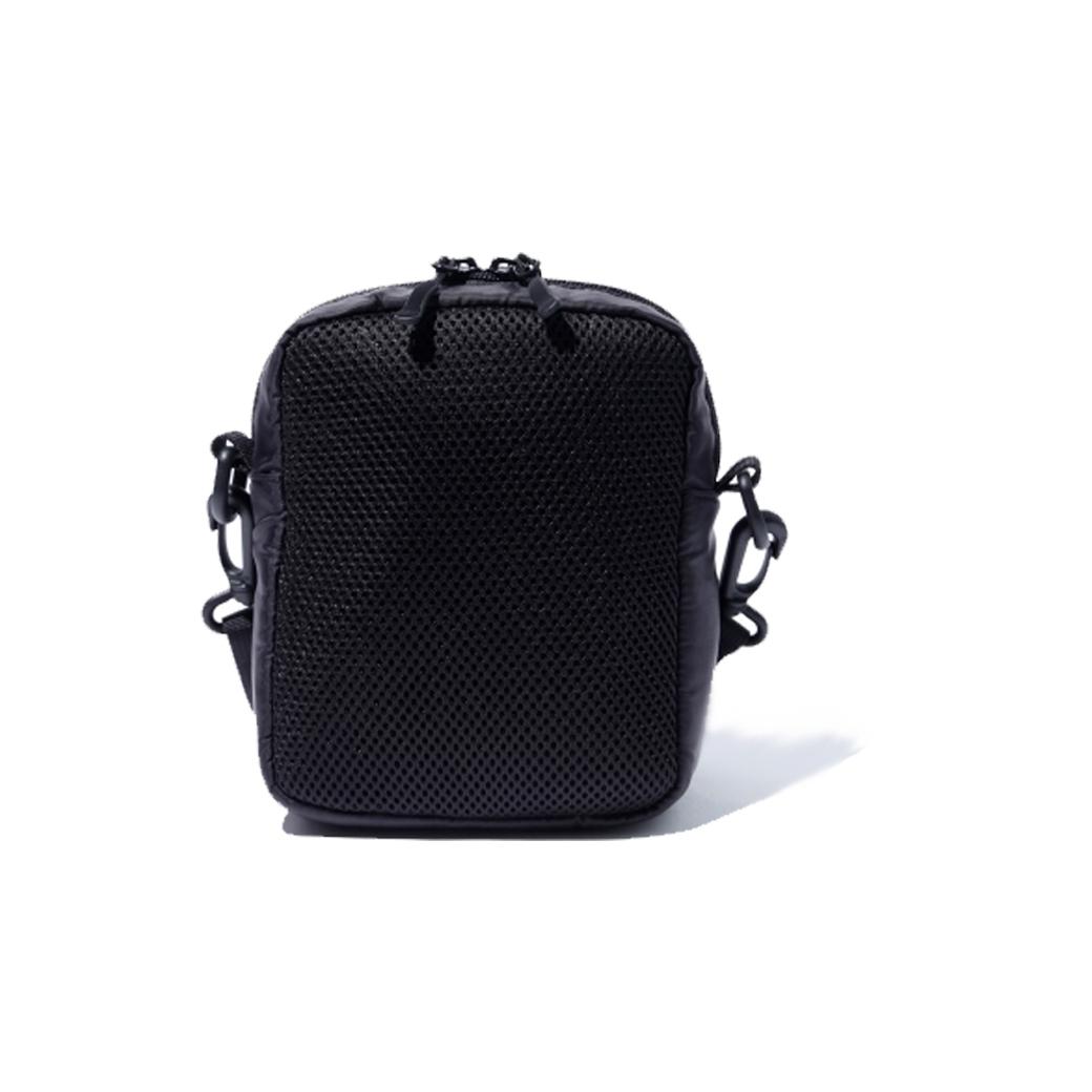 X-LARGE X PRETTYBOYGEAR SHOULDER BAG BLACK