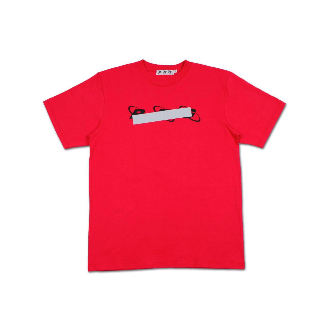 PRETTYBOYGEAR REFLECT TEE RED