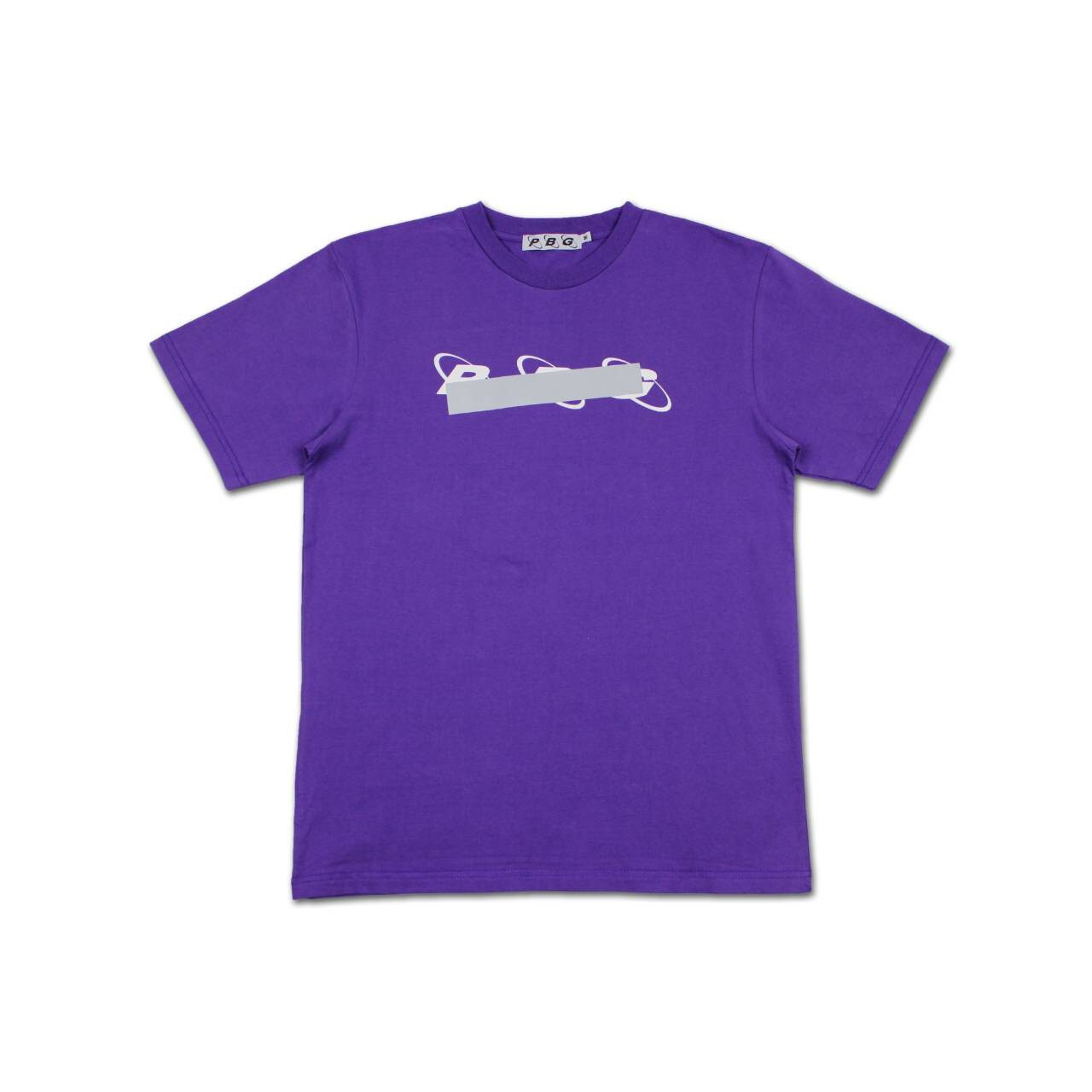 PRETTYBOYGEAR REFLECT TEE PURPLE