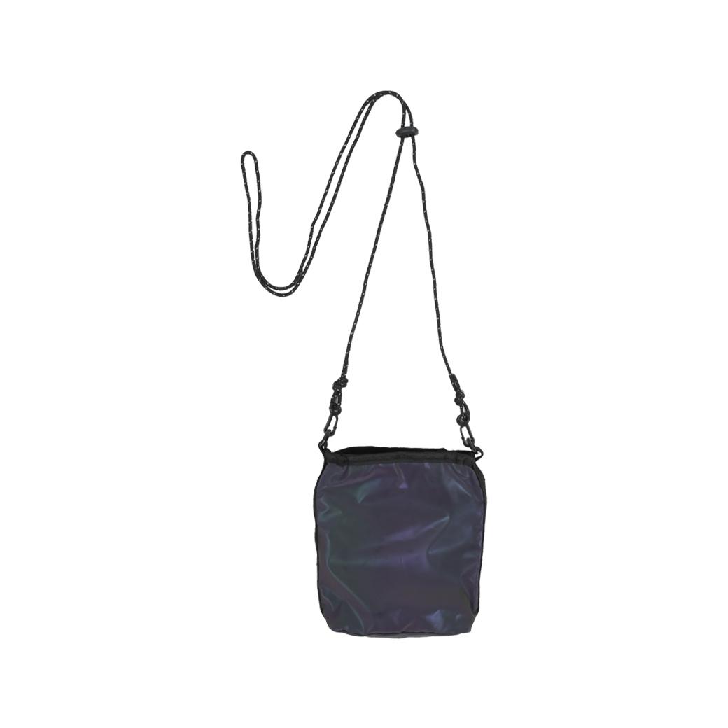PRETTYBOYGEAR DOUBLE RING RAINBOW BAG