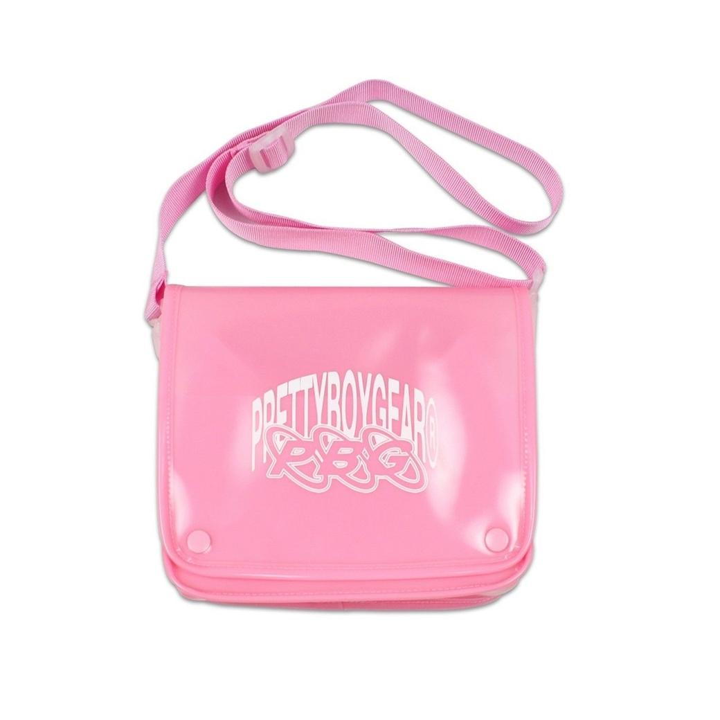 PRETTYBOYGEAR PVC BAG PINK