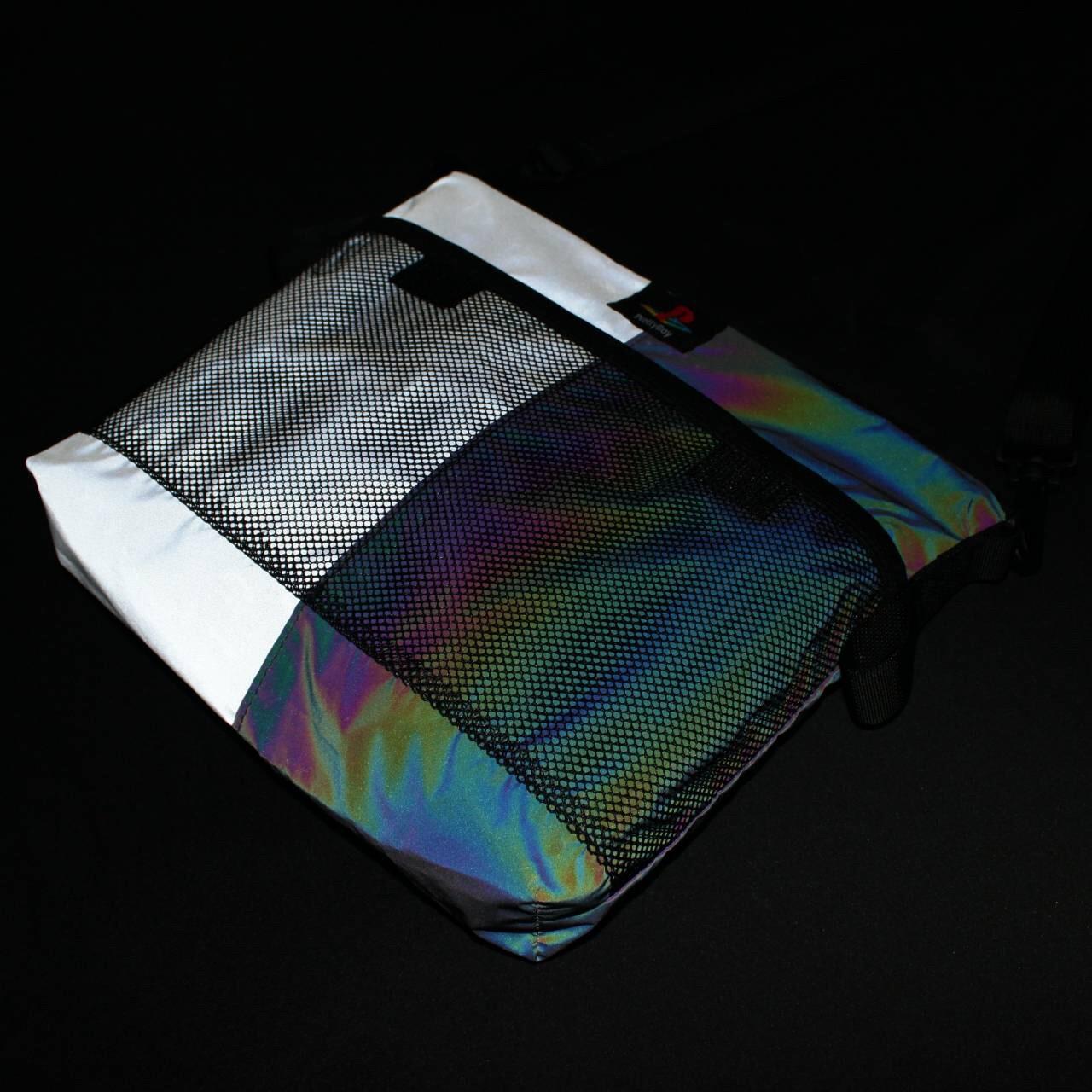 PRETTYBOYGEAR RAINBOW HALF REFLECT SACOCHE BAG 3M