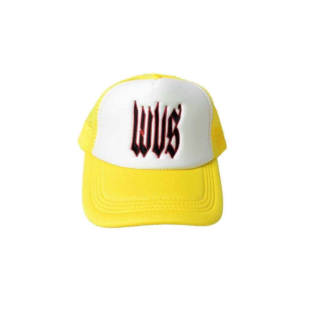WVS GOTHIC LOGO TRUCKER CAP