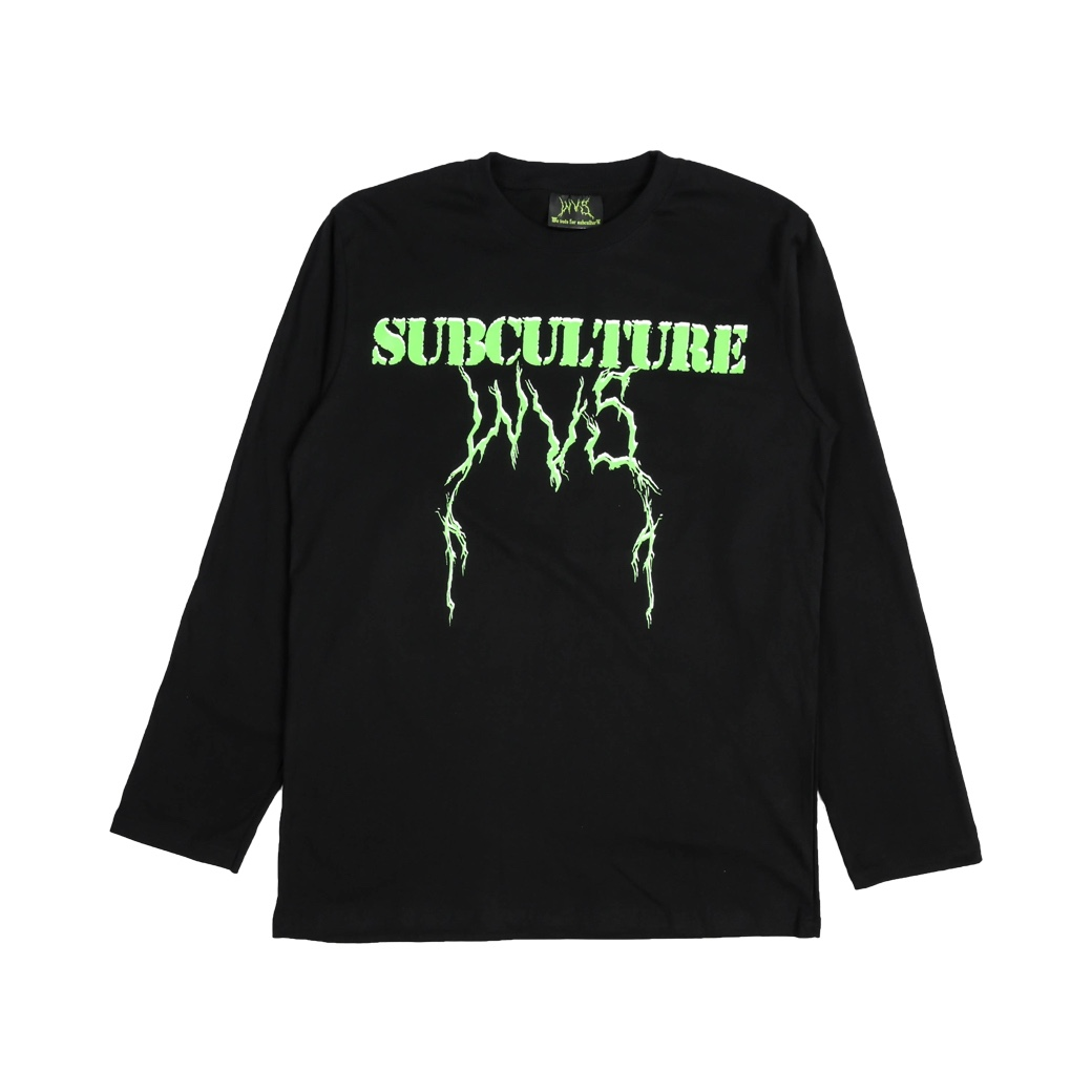WVS SUBCULTURE L/S TEE NO.3